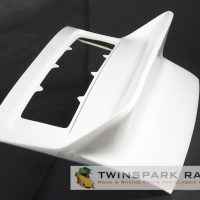 Porsche 911 Carrera RS Ducktail Engine Cover Rear Spoiler-0