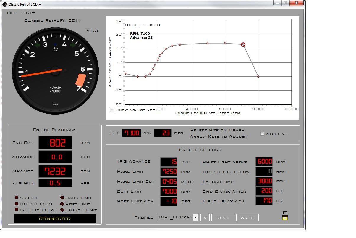 911 Cdi 3 Pin Cnc Twinspark Racing Alfa Romeo Ignition Timing